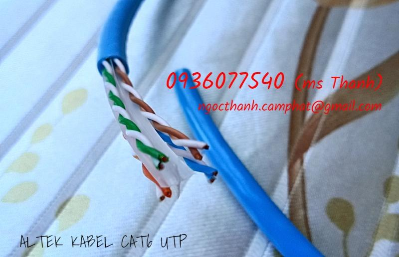 Cat6 UTP altek kabel